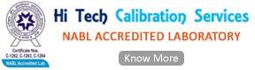 Hi Tech Calibration Services