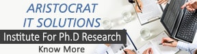 Phd Research - Aristocrat It Solutions