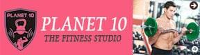 Planet 10 The Fitness Studio