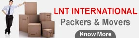 Lnt International Packers & Movers