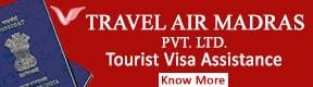 Travel Air Madras Pvt Ltd