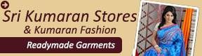 Sri Kumaran Stores & Kumaran Fashion