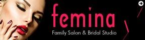 FEMINA Family Salon & Bridal Studio