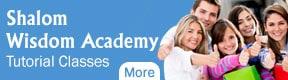 Shalom Wisdom Academy