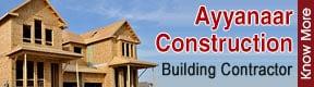 Ayyanaar Construction