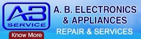 A B Electronics & Appliances