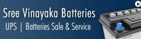 Sree Vinayaka Batteries