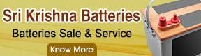 Sri Krishna Batteries