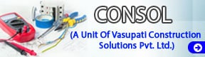 CONSOL (A UNIT OF VASUPATI CONSTRUCTION SOLUTIONS PVT LTD)