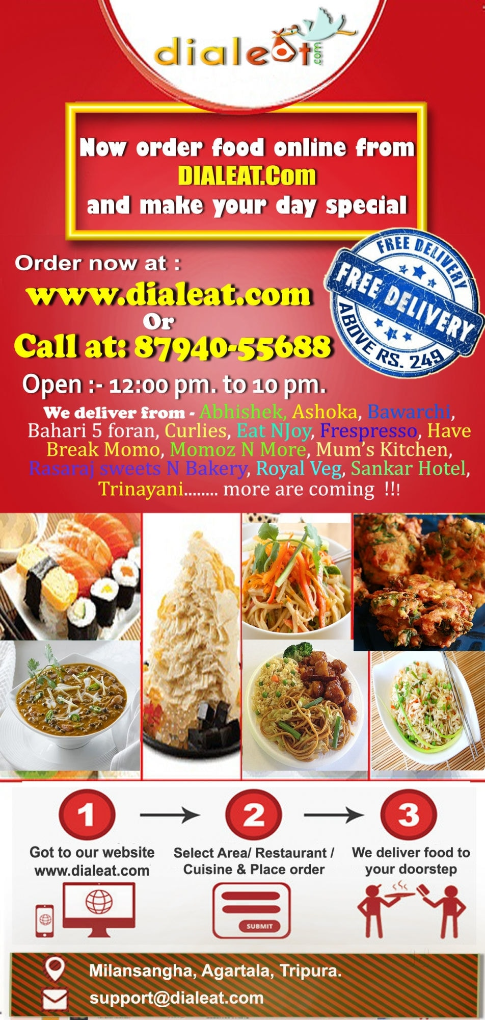 Top Fast Food Home Delivery In Battala Bazar Best Fast