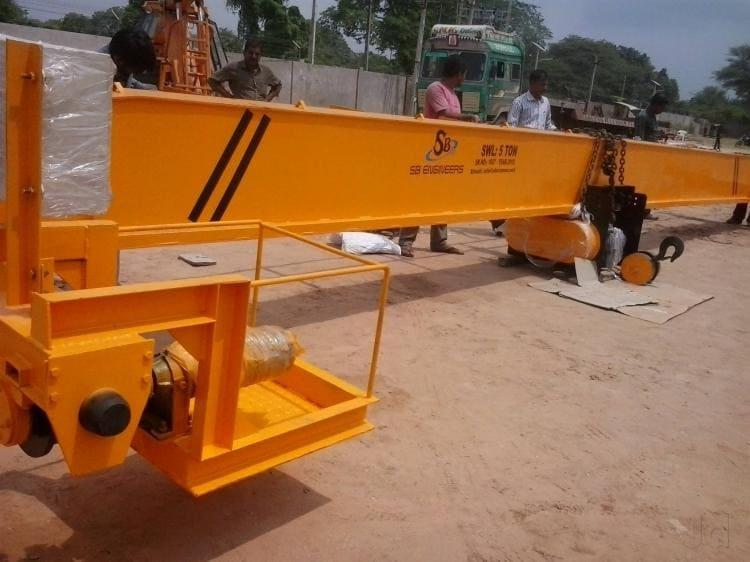 sb engineers, Vatva GIDC, Ahmedabad - Crane Manufacturers - Justdial