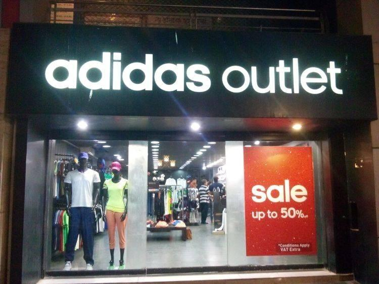 adidas outlets in mumbai