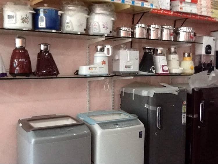 Home Needs sai siri home needs, amalapuram - refrigerator repair & services