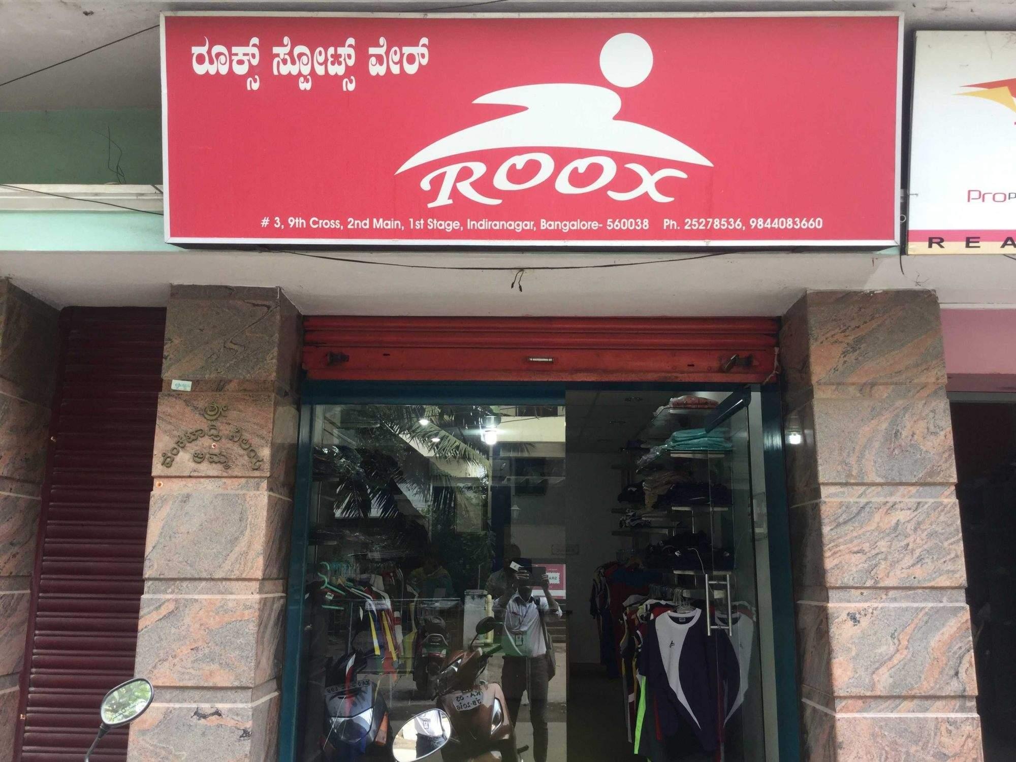 wedding card printers in bangalore indiranagar%0A Roox Sportwear  Indira Nagar  st Stage  Sportswear Manufacturers in  Bangalore  Justdial