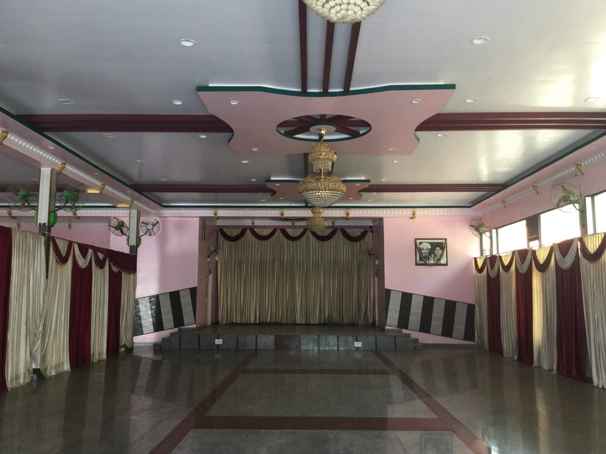 Devamma Karigowda Convention Hall Mahalakshmipuram Layout