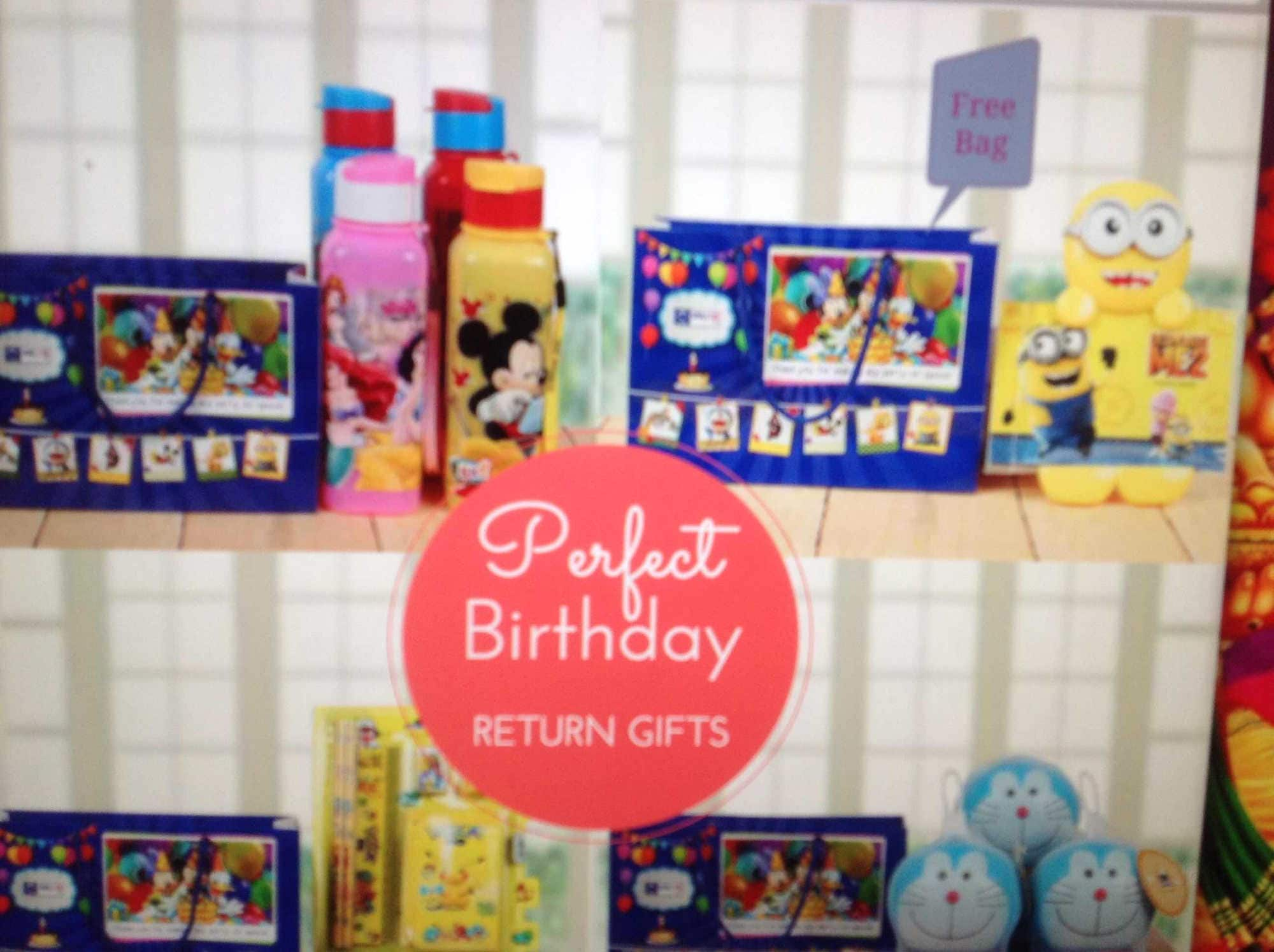 Where To Birthday Return Gifts In Bangalore - Gift Ideas