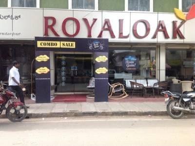 Royal Oak, Indira Nagar 2nd Stage, Bangalore   Woods Incorporation    Furniture Dealers   Justdial