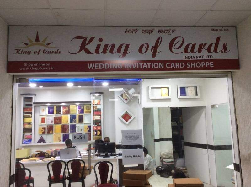Wedding Card Dealers In Srirampuram Bangalore Wedding Invitation