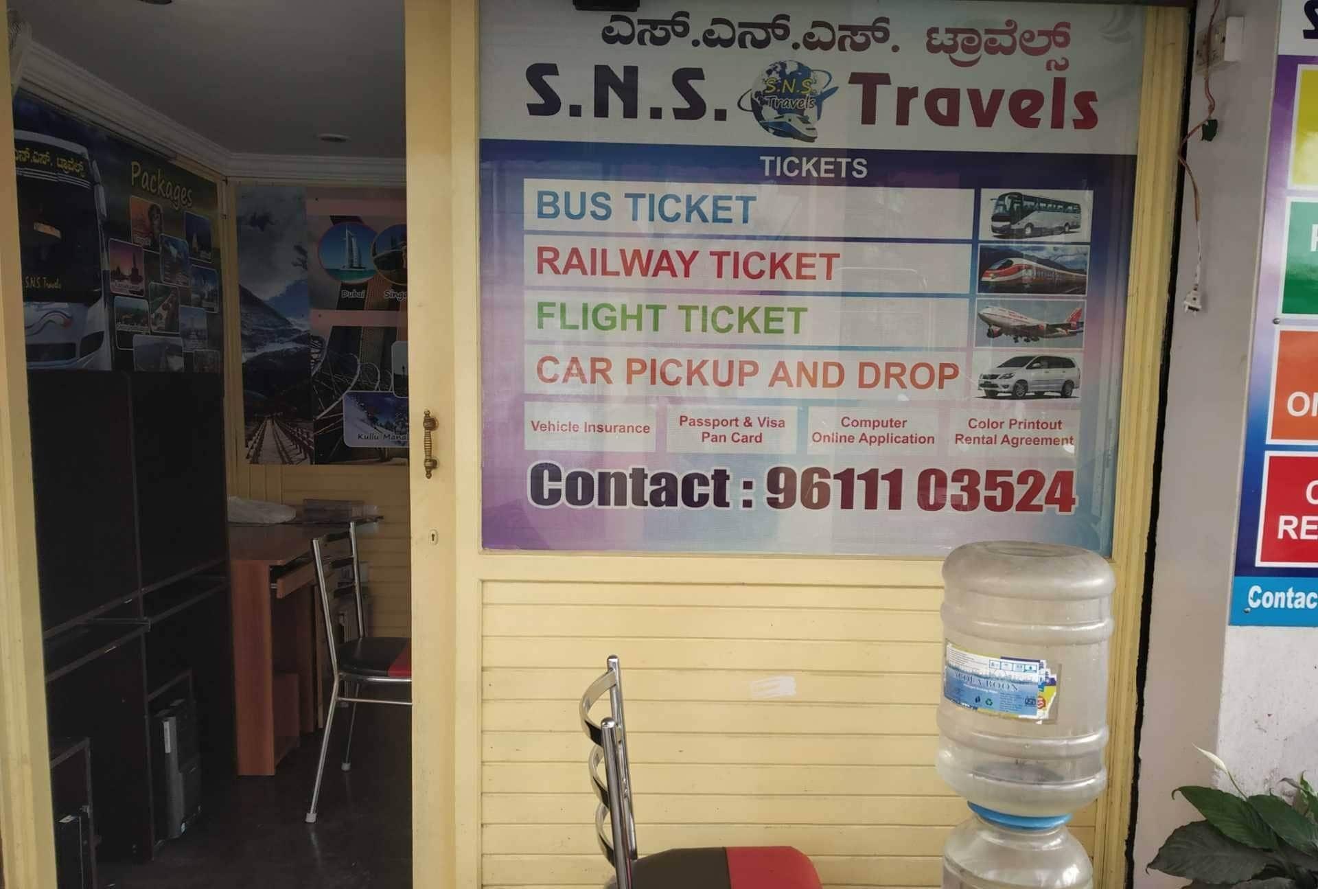 Travel Agent Bangalore Train Ticket Booking | Yoktravels com