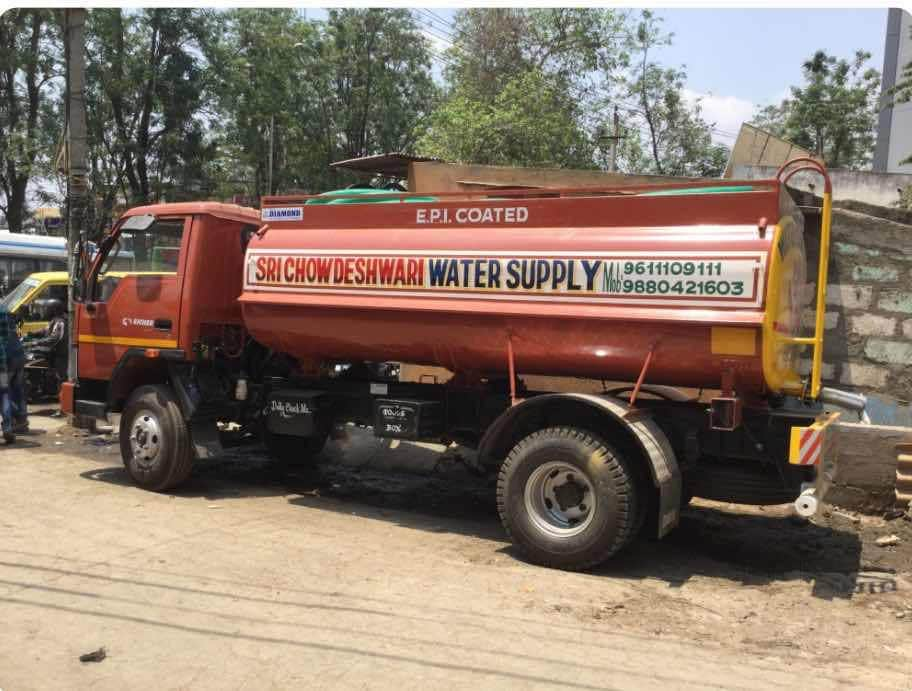 Top 100 Water Suppliers in Bangalore - Best Water Tanker