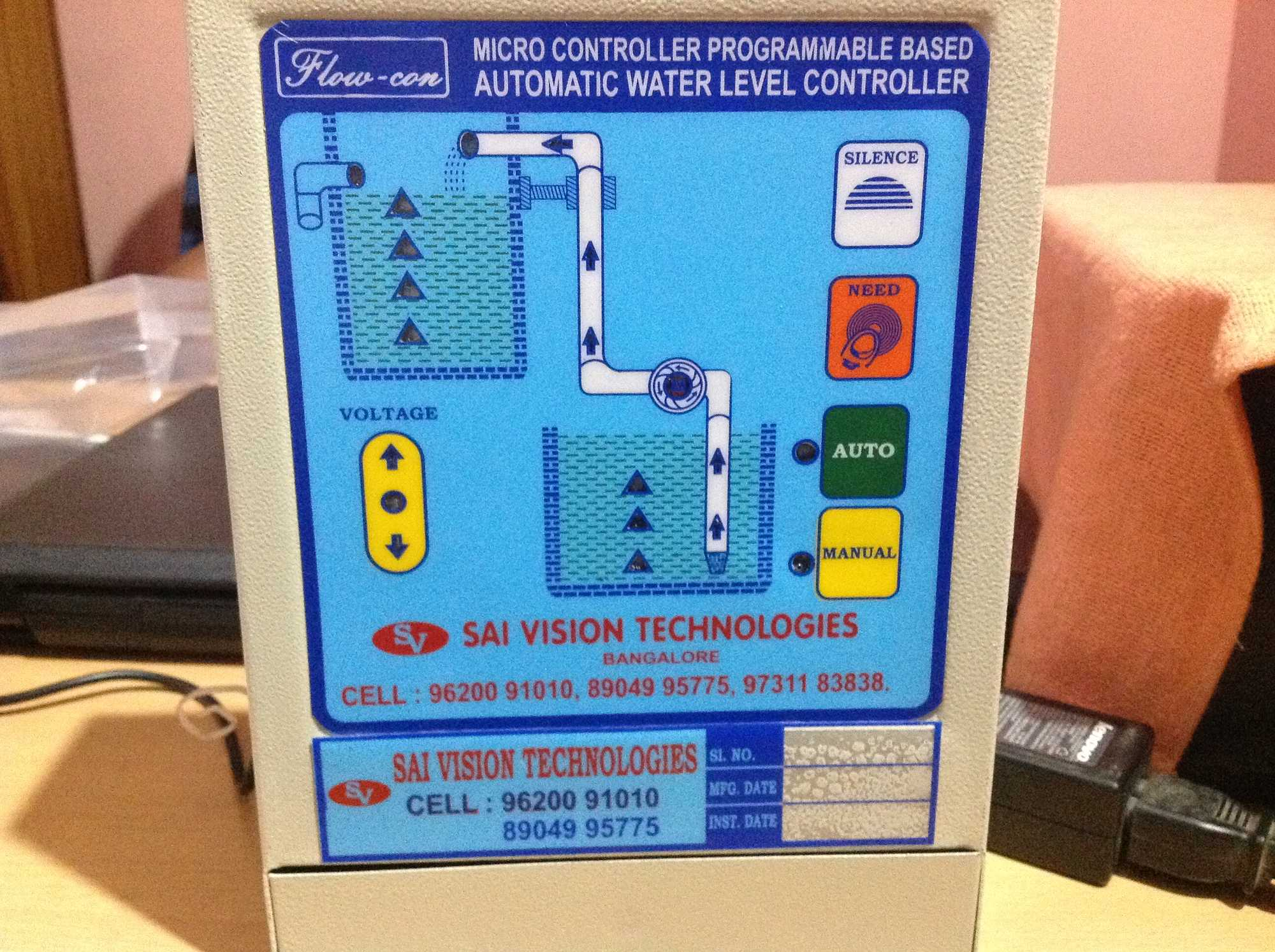 Top 3 Automatic Water Level Controller Manufacturers In Mallathahalli Best Bangalore Justdial