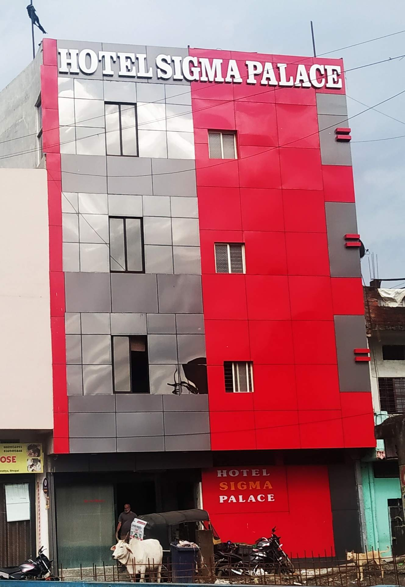 Hotel Amer Palace in M P Nagar, Bhopal - Justdial