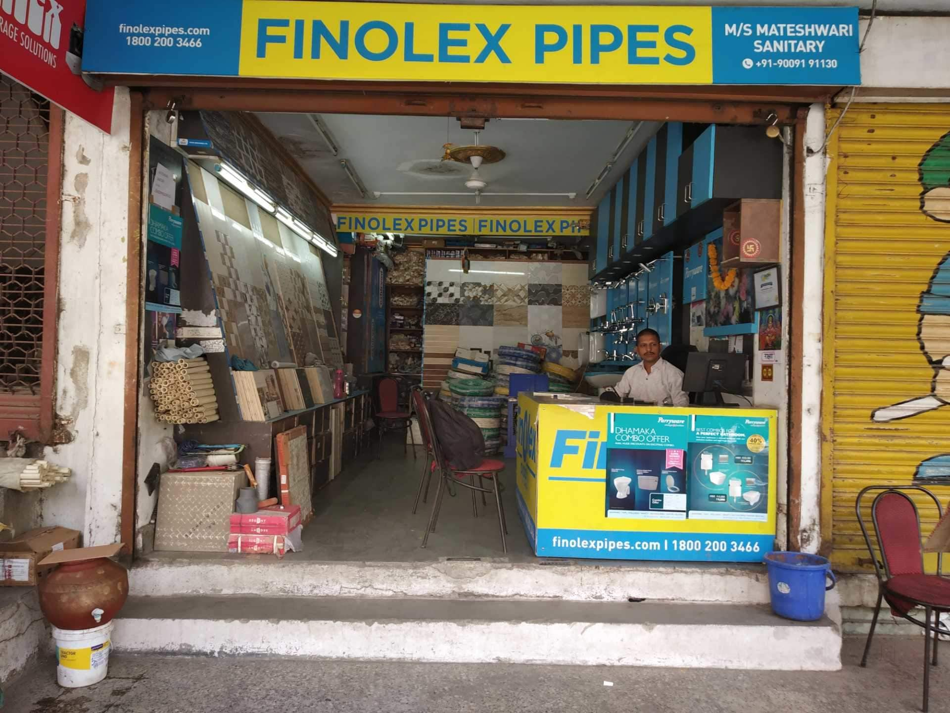 Top Finolex Pvc Pipe Wholesalers in Ayodhya Bypass Road-Karond