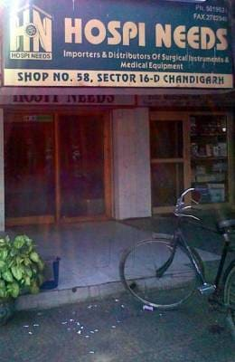 Top 30 Surgical Instrument Dealers in Chandigarh Sector 16 - Best