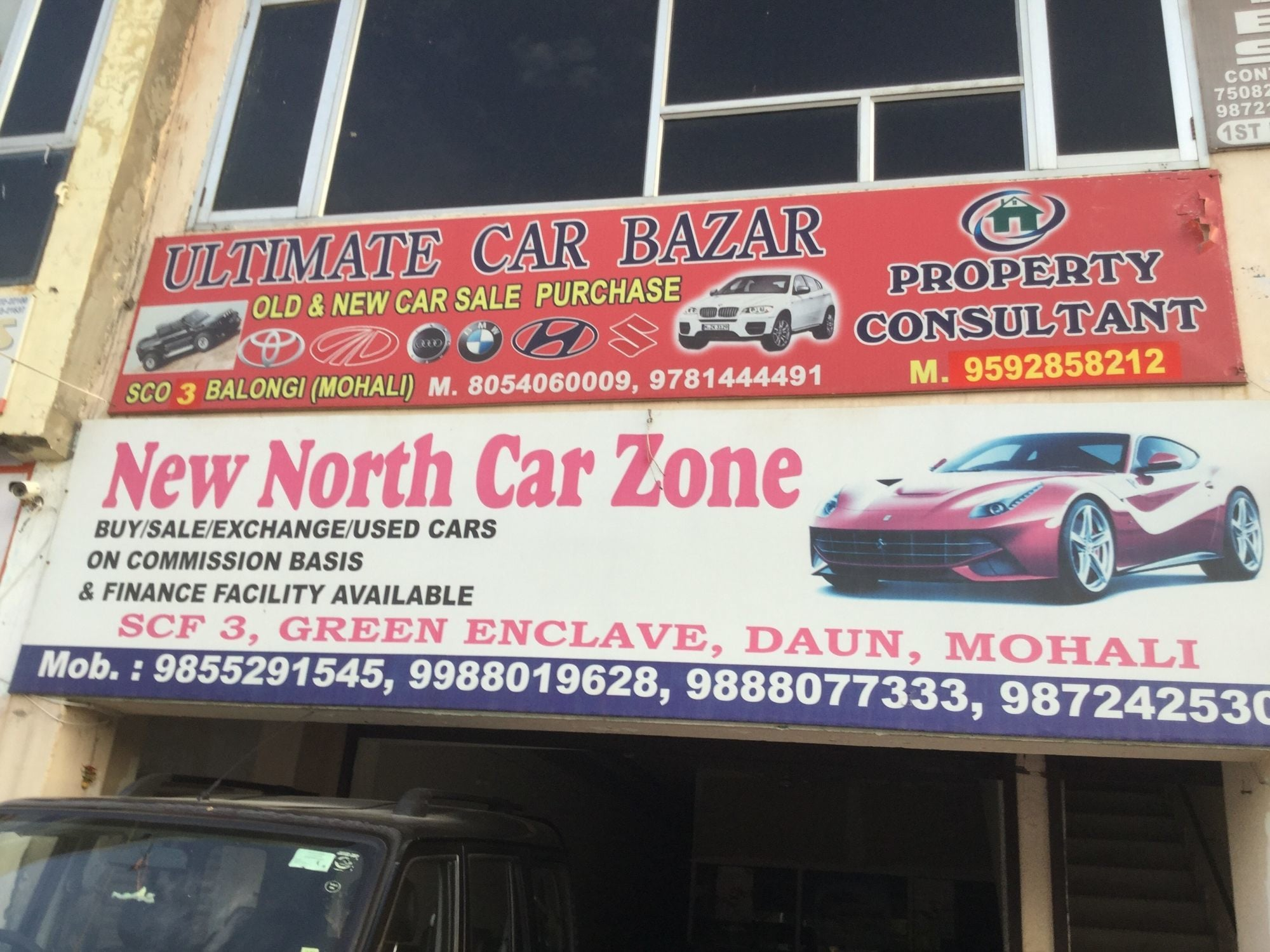 New North Car Zone, Mohali - Second Hand Car Dealers in Chandigarh ...