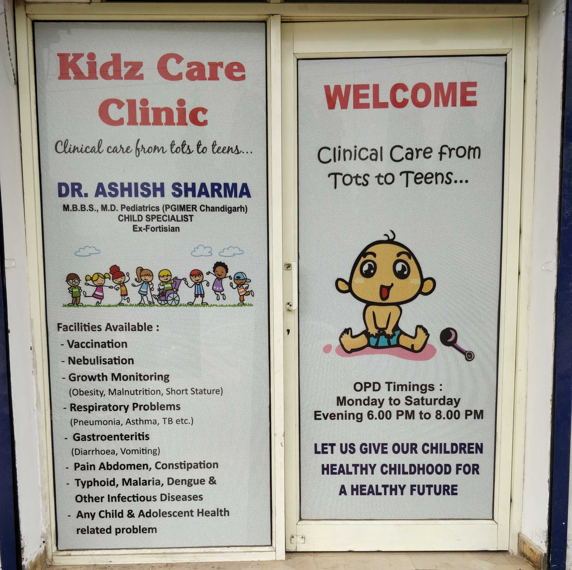 Top 100 Pediatricians in Chandigarh - Best Child Specialist