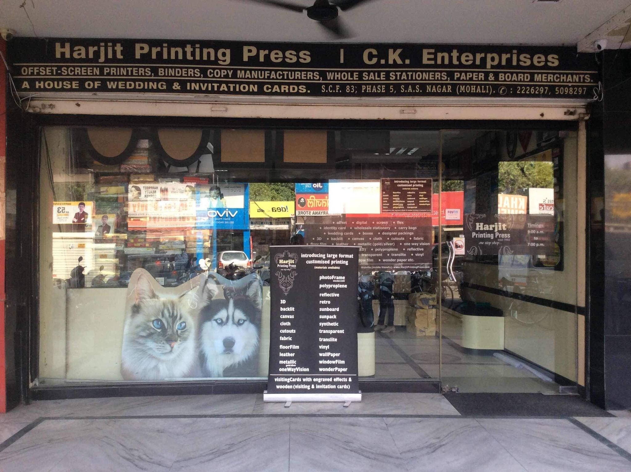 Top 50 Printing Graphics Design in Derabassi - Best Digital Printers