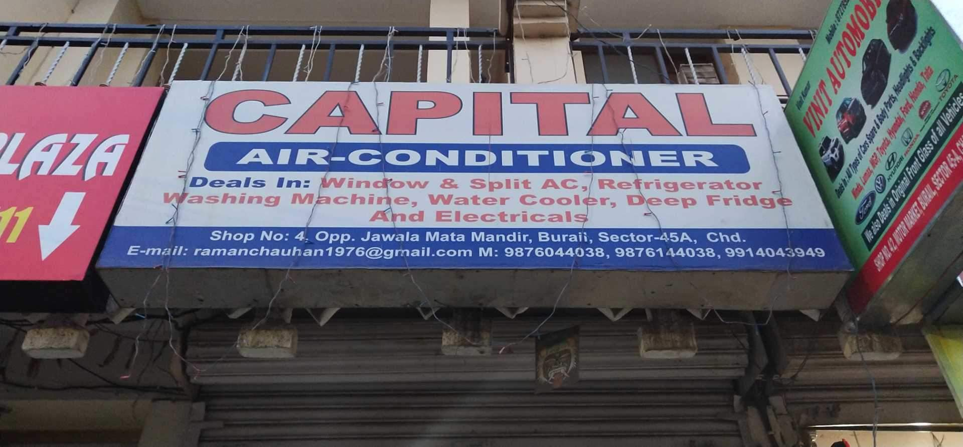 Top Panasonic AC Repair in Mohali Chandigarh, Chandigarh