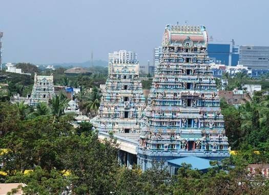 Top 100 Temples in Chennai - Best Mandir - Justdial