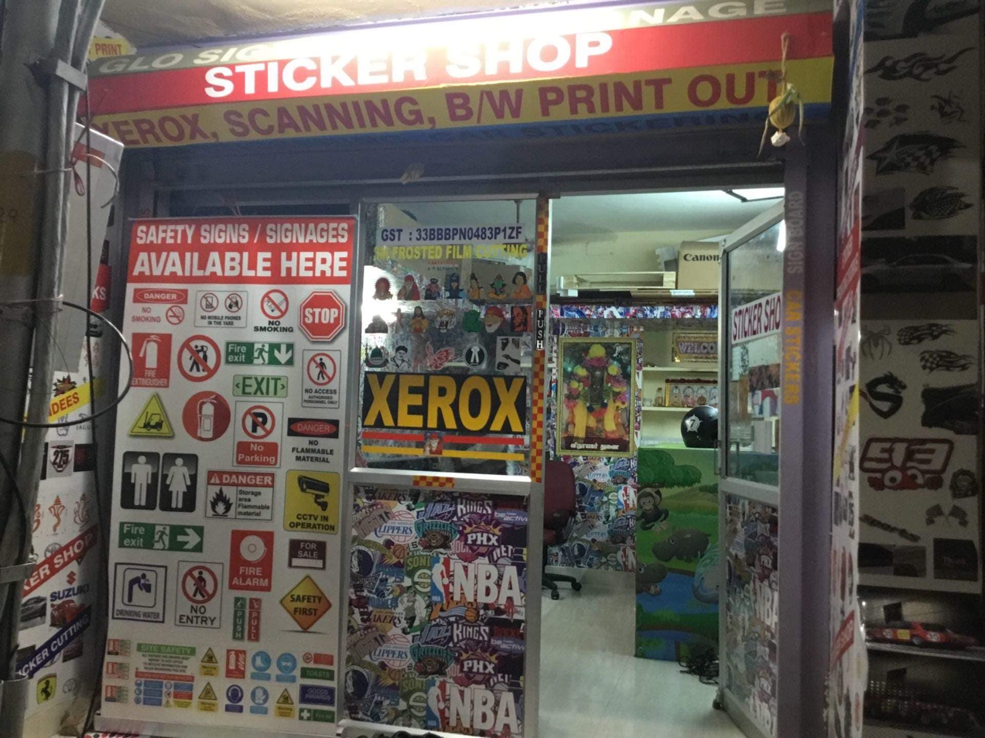 Top 50 radium sticker dealers in alwarpet best glow in dark sticker dealers chennai justdial