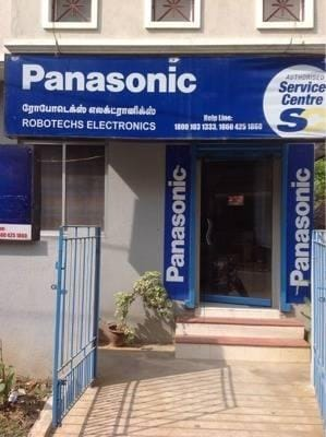 Panasonic Authorised Service Centre Madipm Chennai Robotechs Electronics Refrigerator Repair Services Justdial