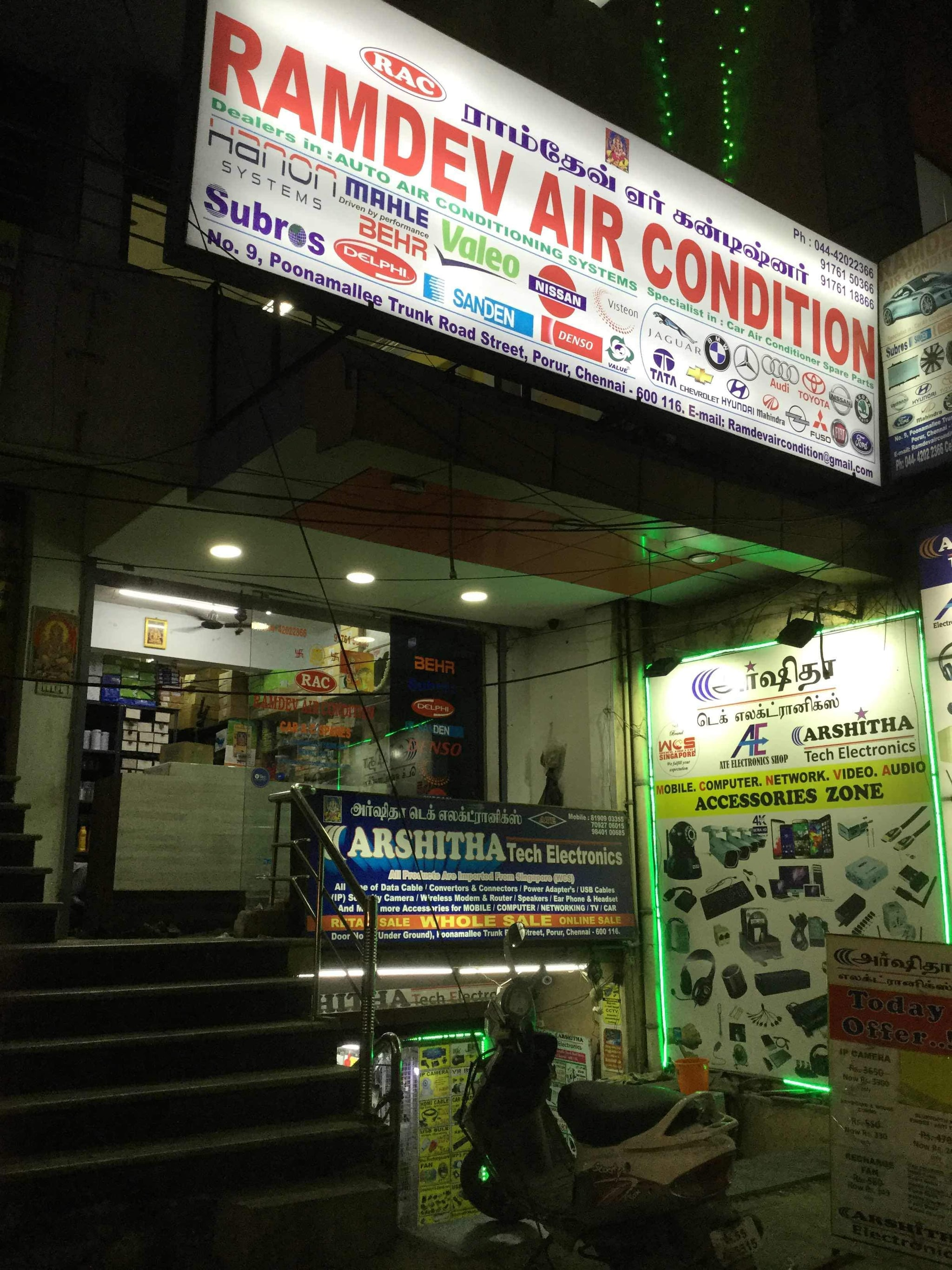 Top Car Ac Dealers in Mount Road - Best Car Air Conditioner Dealers