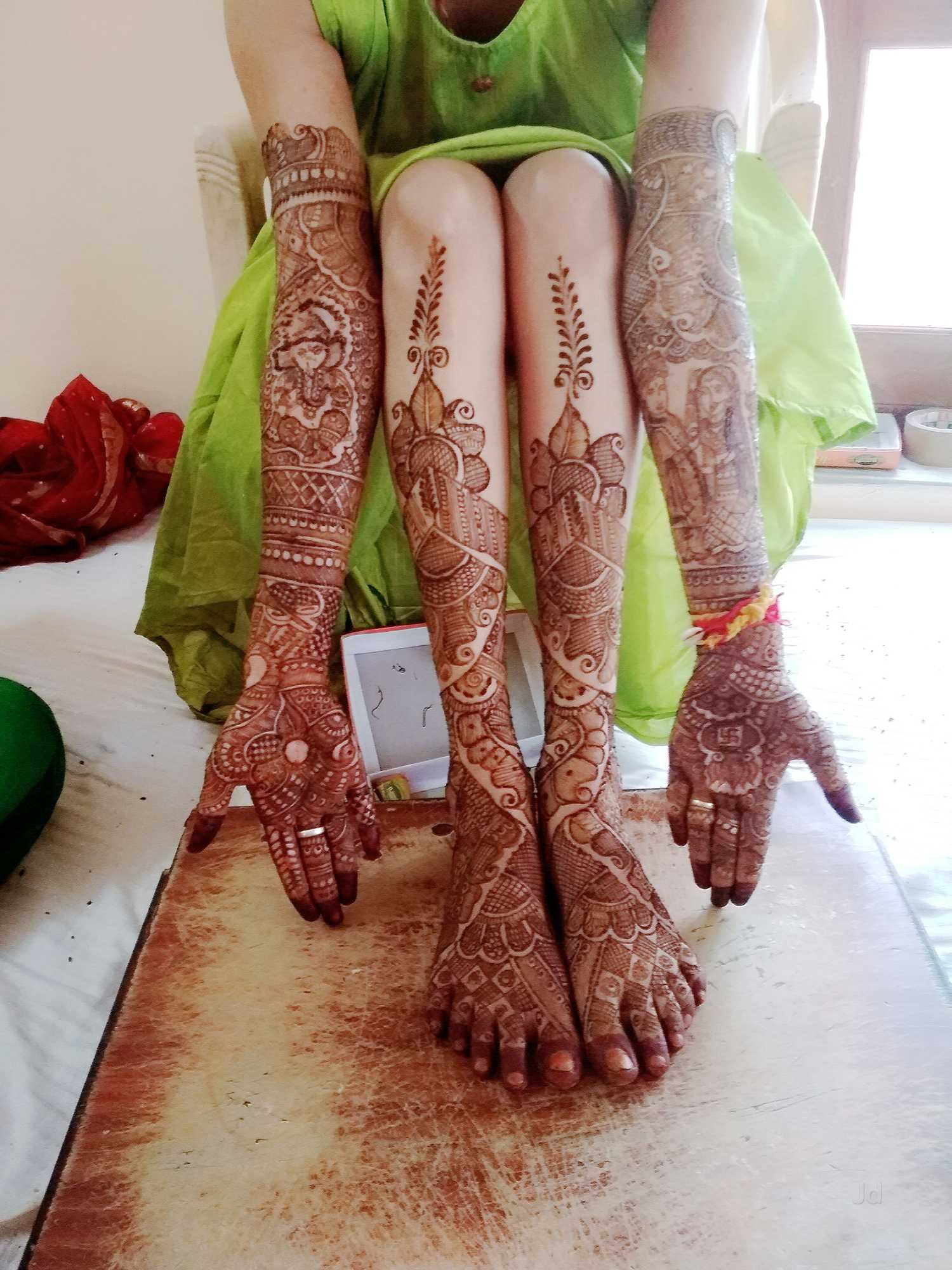 Top Mehendi Artists in Churu , Best Mehendi Designers , Justdial