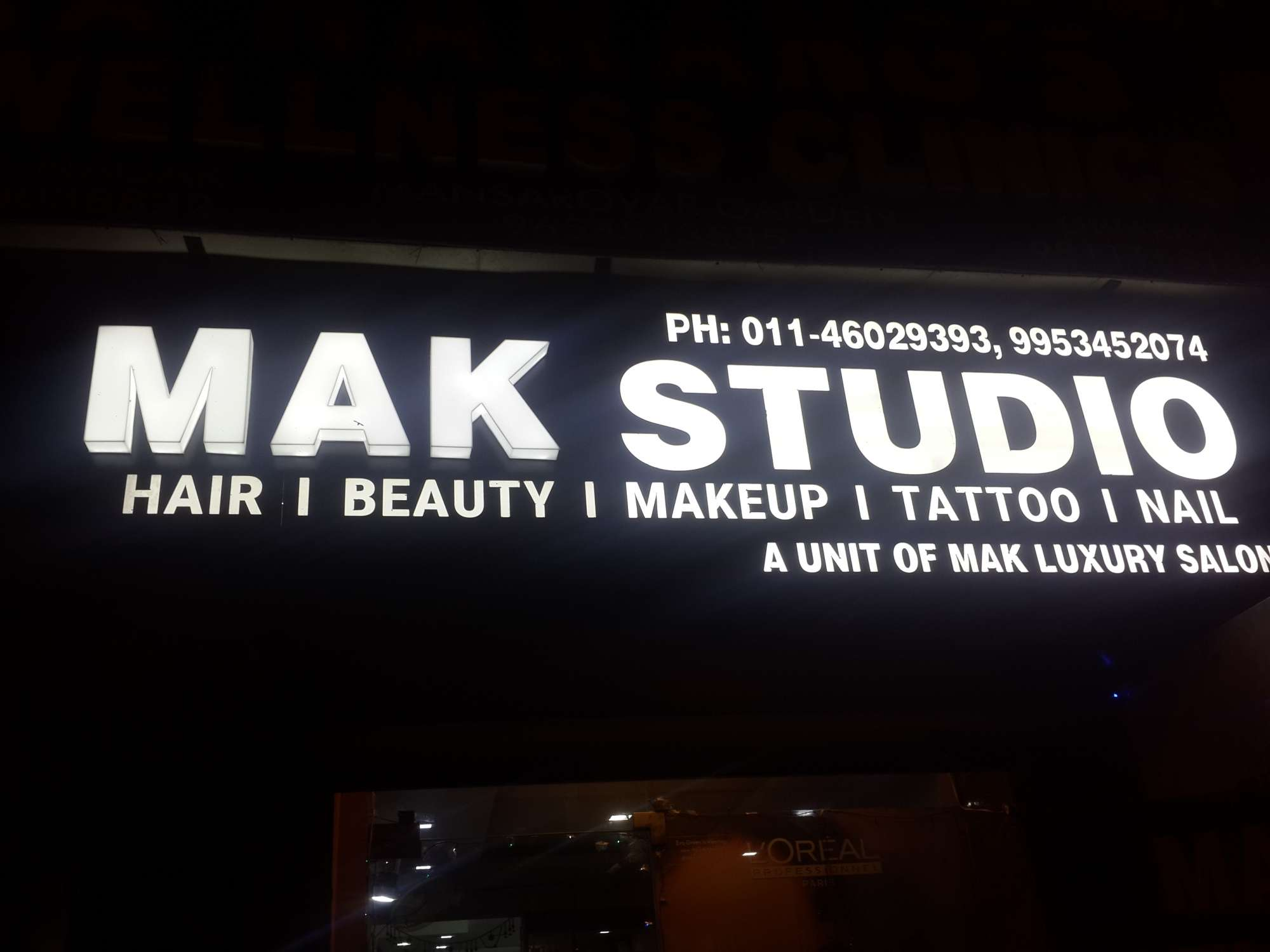 Mak Studio, Mansarover Garden - Mac Studio - Beauty Parlours For Nail Art  in Delhi - Justdial