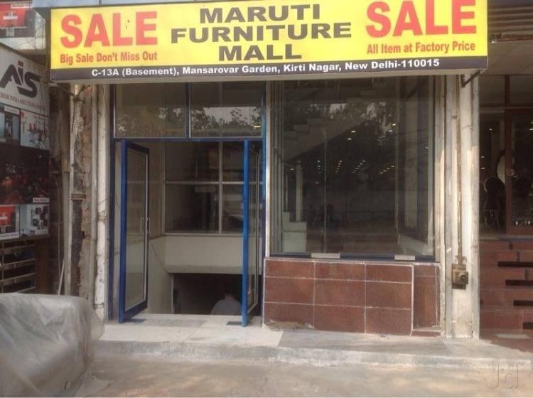 Furniture Mall Kirti Nagar Delhi - Sofa Set Manufacturers - Justdial