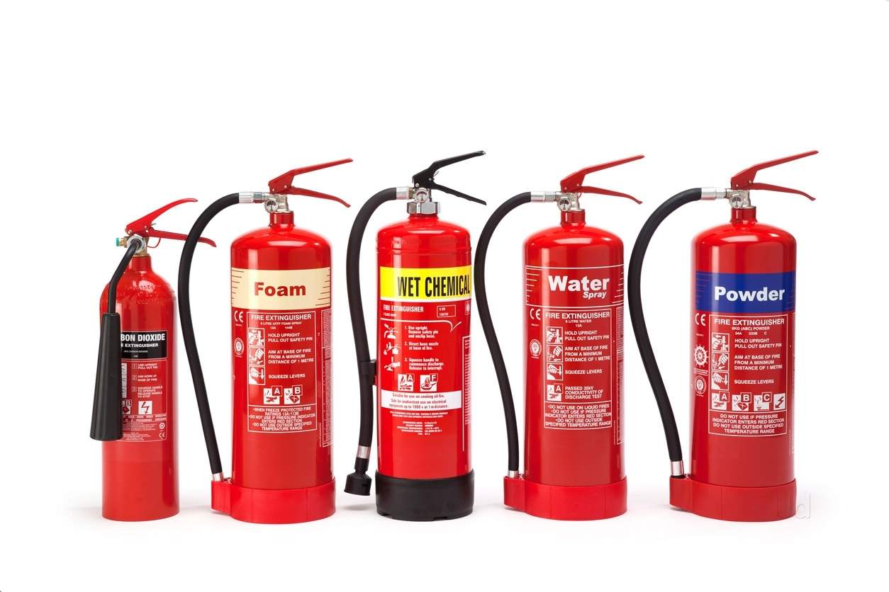 Top 50 Automatic Fire Extinguisher Installation Services in