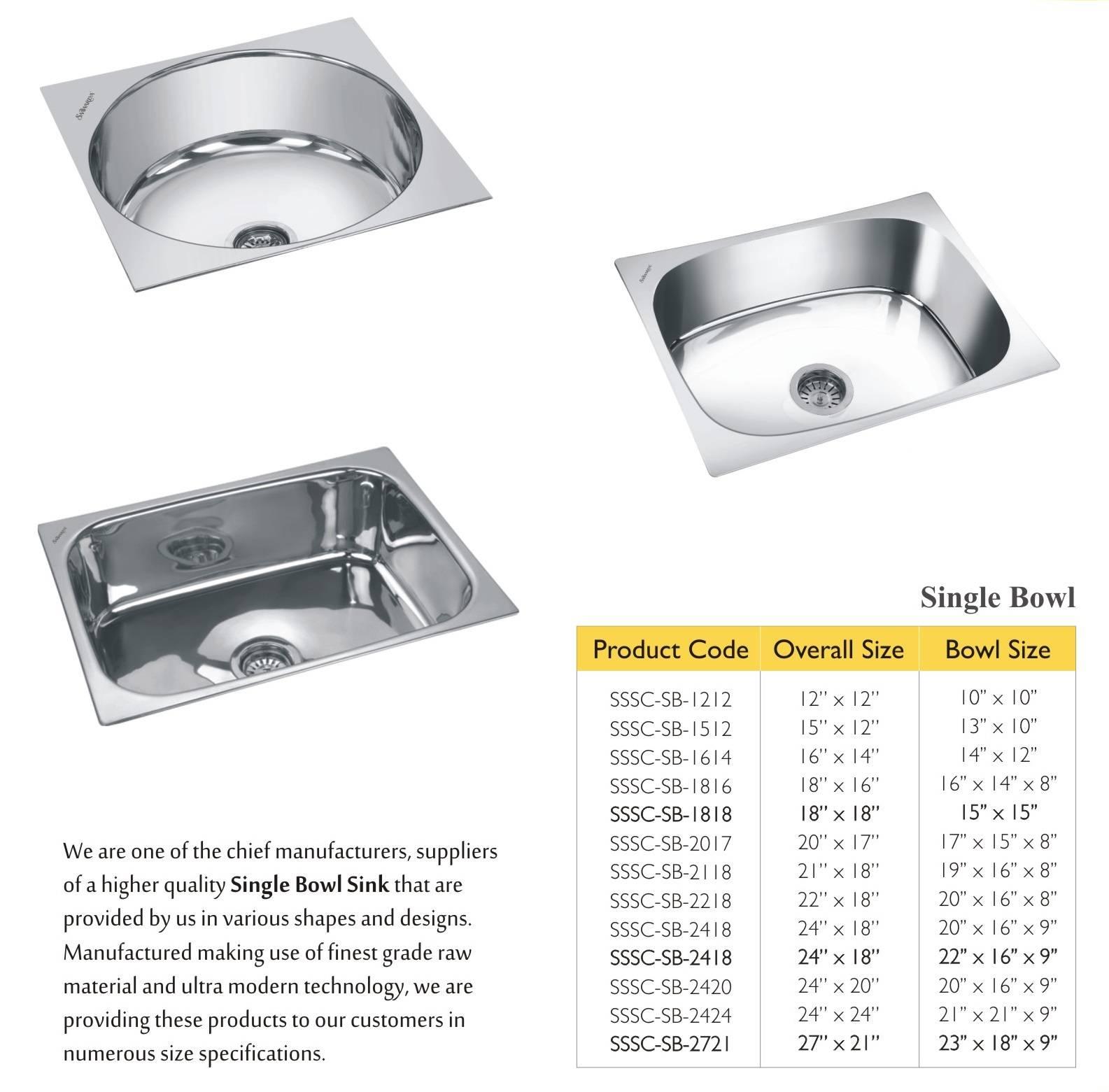 Shiv Shakti Sinks Co., Libaspur   Kitchen Sink Manufacturers In Delhi    Justdial