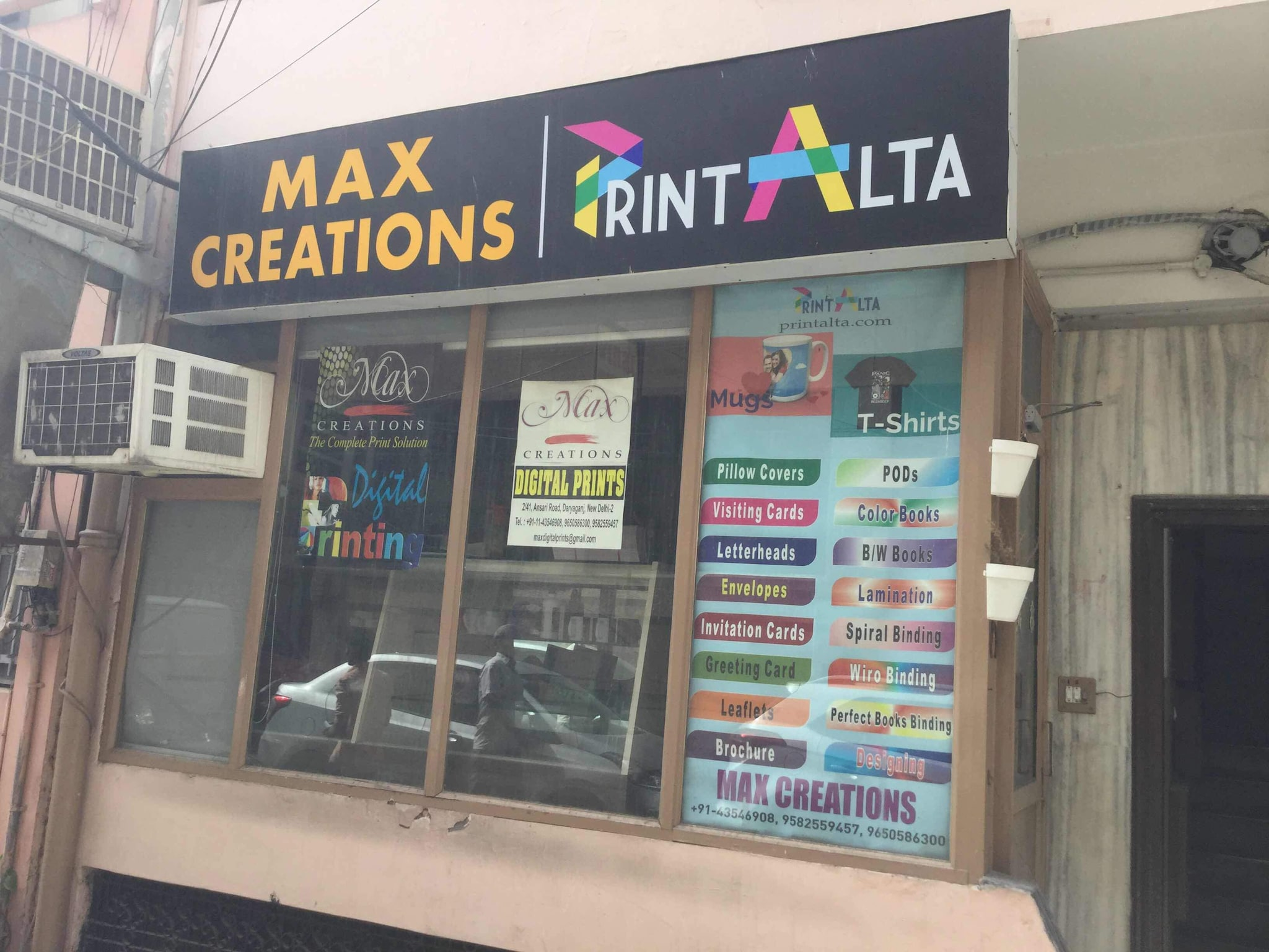 Top 50 Sublimation Printing Services On Fabric near IGNOU