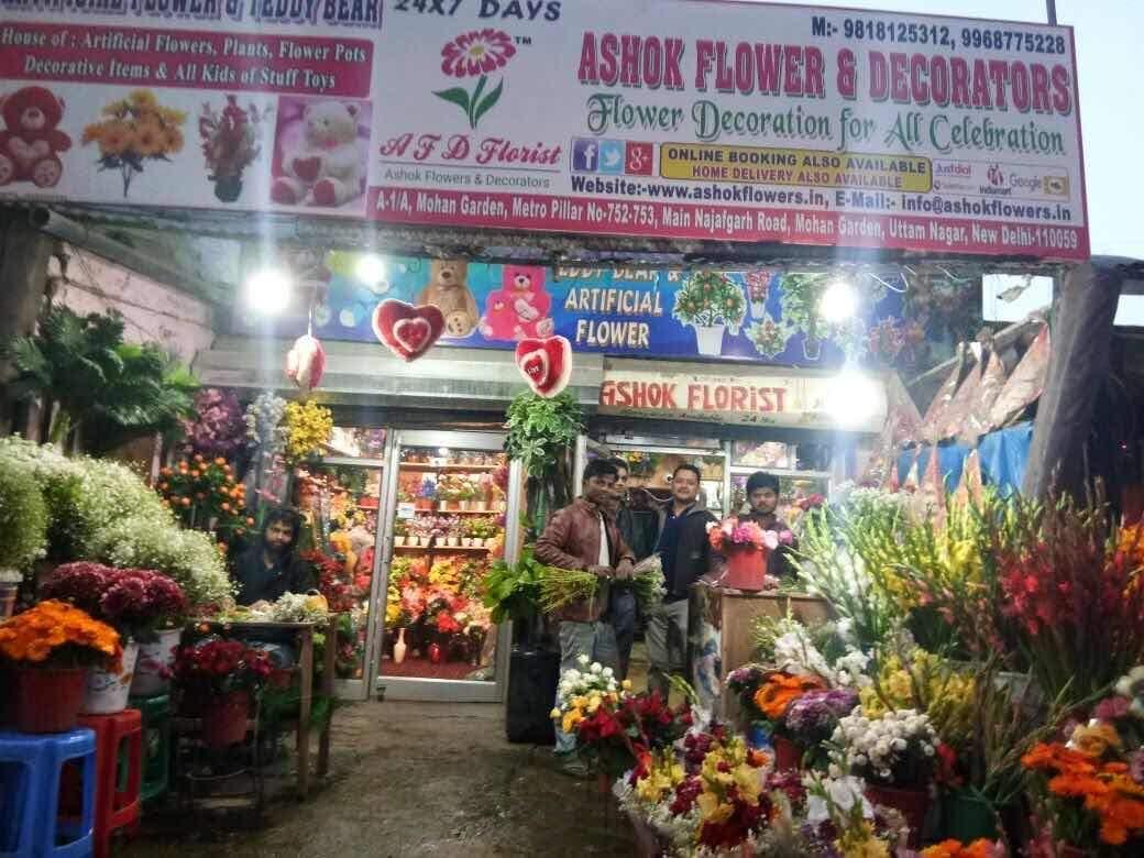 Top 100 Flower Decorators In Delhi