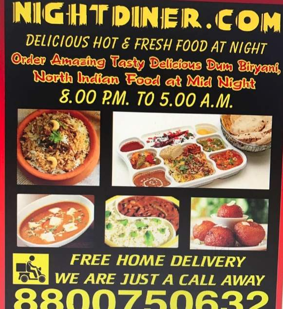 24 Hours Home Delivery Restaurants In East Of Kailash Delhi