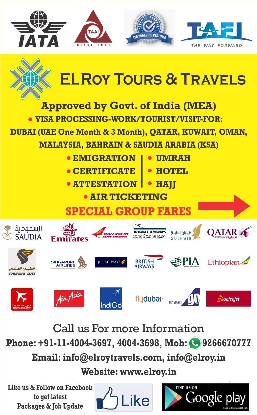 Top 100 Visa Assistance For Kuwait in Nehru Place - Best