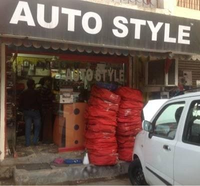 Auto Style Car Accessories Pitampura Car Accessory Dealers In