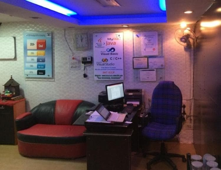 Institute Of Cloud Computing Professional South Extension 1 Delhi