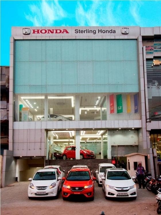 Sterling Honda Dilshad Garden Delhi Automobiles Sterling India