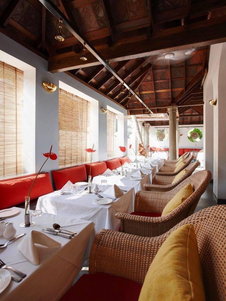 Malabar Junction Restaurant Kochi Ernakulam