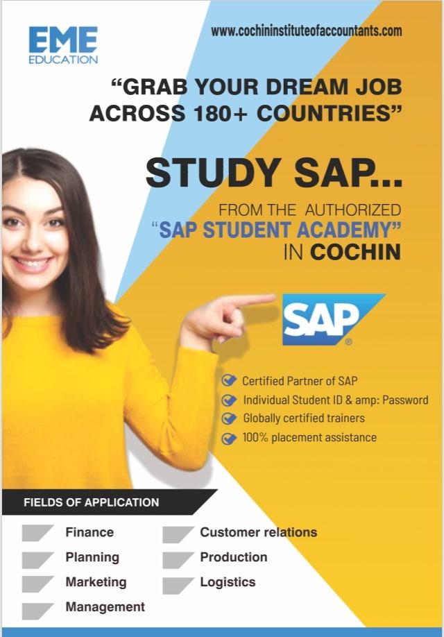 Top SAP Training Institutes in Ernakulam College, Ernakulam